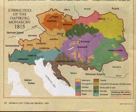 Hist112 Habsburgempire Maps